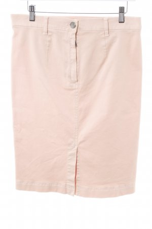 Luisa Cerano High Waist Rock apricot Casual-Look