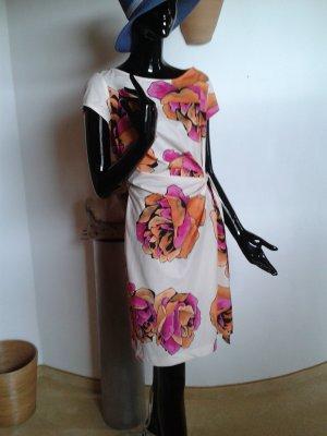 LUISA CERANO, hübsches, schickes Sommerkleid Gr. S