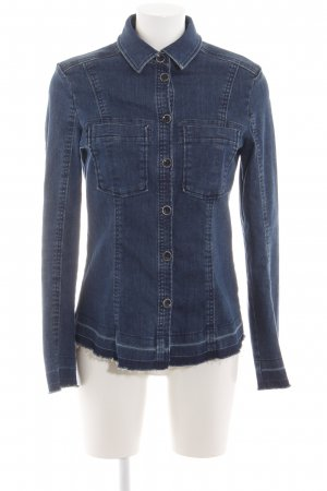 Luisa Cerano Denim Jacket blue business style