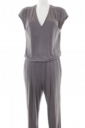 Luisa Cerano Jumpsuit grey casual look