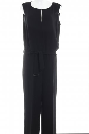 Luisa Cerano Jumpsuit schwarz Business-Look