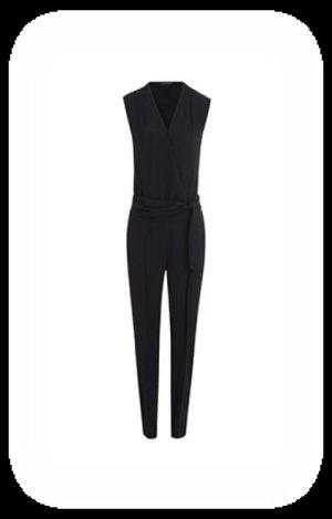 Luisa Cerano Jumpsuit; schwarz; Größe 40 - Neuwertig