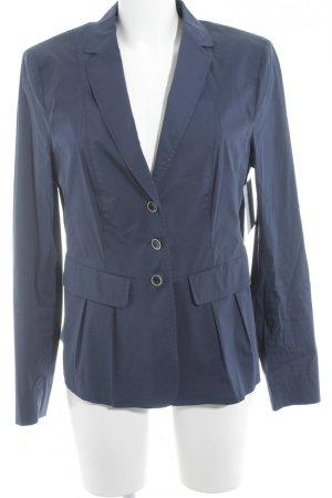Luisa Cerano Kurz-Blazer dunkelblau Business-Look