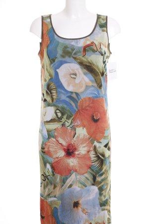 Luisa Cerano Maxikleid florales Muster Beach-Look