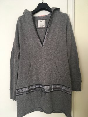 Luisa Cerano Hooded Sweater grey