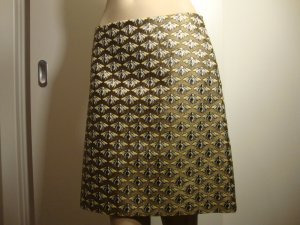 Luisa Cerano Flared Skirt multicolored mixture fibre