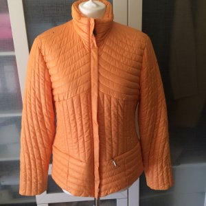 Luisa Cerano Quilted Jacket apricot