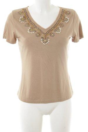 Luisa Cerano T-Shirt camel Casual-Look