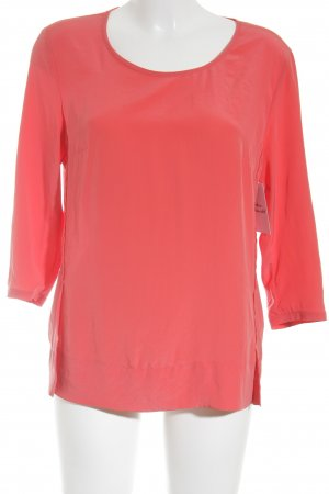 Luisa Cerano Tunic Blouse bright red casual look