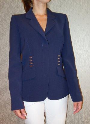 Luisa Spagnoli Blazer azul oscuro