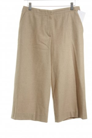 Luisa Spagnoli Pantalone culotte color cammello stile casual