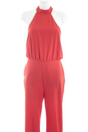 LuLu's Tuta rosso elegante