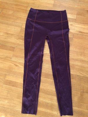 Lululemon athletica Pantalon de sport violet foncé