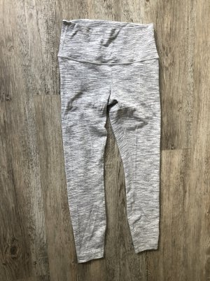 Lululemon athletica Leggings white-light grey