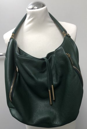 Luna Bag  v. Porsche Design, dunkelgrün, NP 990€, Neuwertig