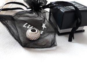 Luna Charm mit Swarovski Kristallen