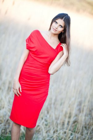 LUNA Jerseykleid von LOUISA OKONYE, Größe 40 *SALE*