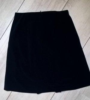 Plooirok donkerblauw Polyester