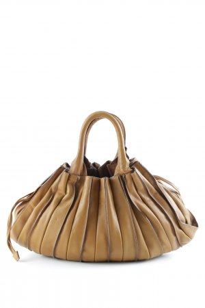 Lupo Carry Bag light brown casual look