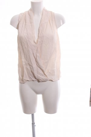 Lush Blouse Top cream casual look