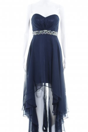 Luxuar Limited Ball Dress dark blue elegant