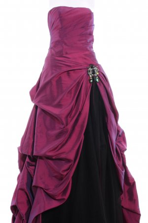 Luxuar Limited Ballkleid mehrfarbig Elegant