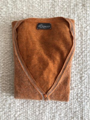 Luxuriöse Cashmere Strickjacke