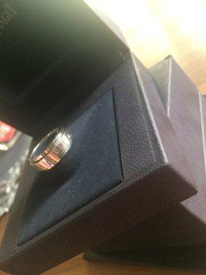 Luxuriöse weiße Gold Ring von Firma PIAGET