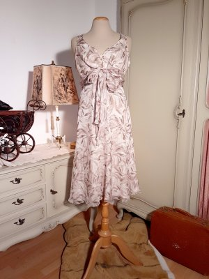 Armani Collezioni Cocktail Dress multicolored silk