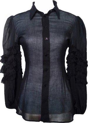 *  Luxus  Baumwolle  Bluse  *  Gr. M  *