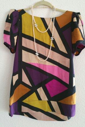 Luxus Bluse Dyett aus seide von Diane von Fürstenberg gr 36 38