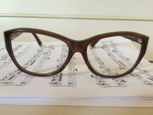 Luxus-Brillengestell von Dsquared 2