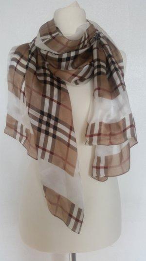 luxus Burberry  silk scraf   schal / tuch