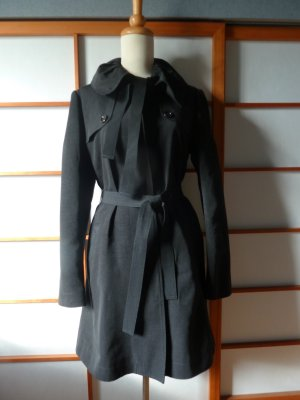 Luxus Damenmantel D&G NEU D. Gr.38 original IT Gr.44 schwarz mit Originalkarton