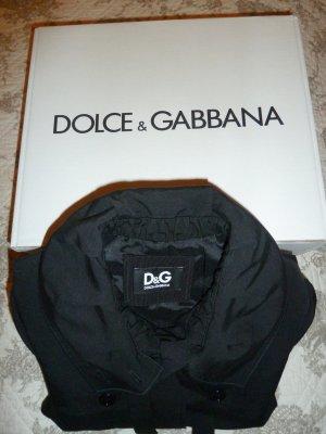Luxus Damenmantel edler Marke D&G ,NEU, D. Gr.38 ,schwarz in Originalkarton