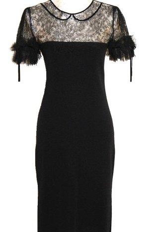*  Luxus  Designer  Midi-Kleid  *  Gr. M   *
