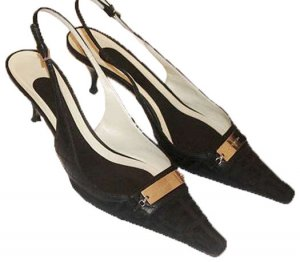 *  Luxus  Designer  Pumps  *