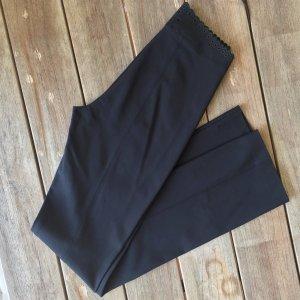 Le Jean De Marithé + Francois Girbaud Stretch Trousers black
