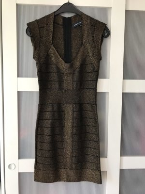 Luxus French Connection Bandage Kleid S 36/38 UK 10 Bodycon Party