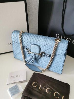 Luxus GUCCI Tasche NEU GG Guccissima Leder Schultertasche