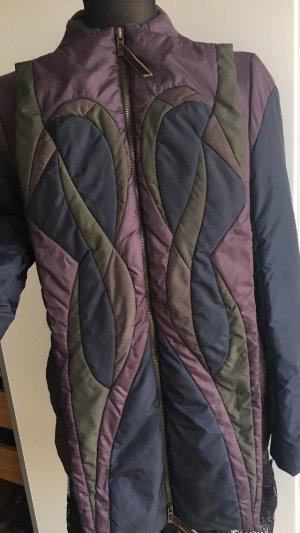 Luxus Jacke Designer Parka BCBG Max Azria Xs S 34 36 NP:500$