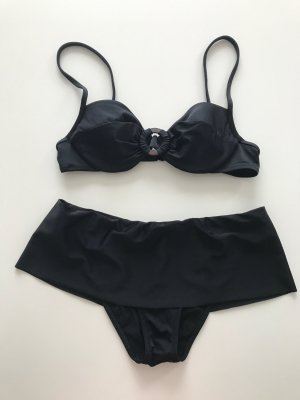 Luxus, La perla Bikinis schwarz Gr. 38 (IT 44)