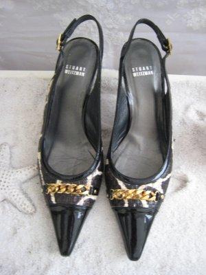 Luxus Leder Schuhe Elegant & Edel NP 325 €  wie Neu Zustand Top