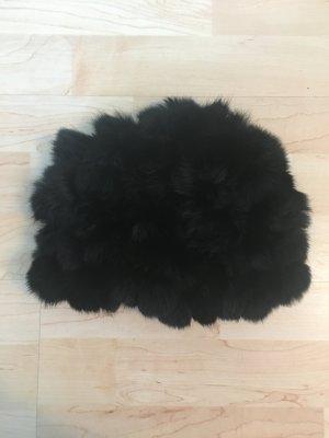 Roeckl Fur Hat black fur
