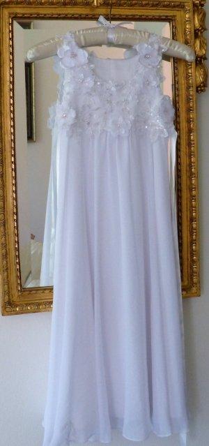 Luxus Mädchenhochzeitkleid / festliches Kleid  Gr. 104
