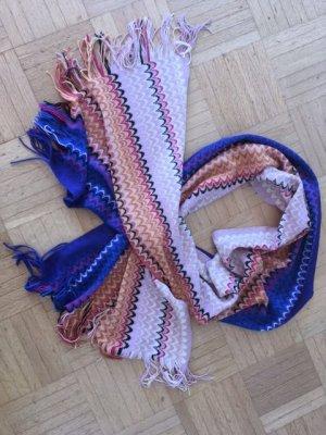 Luxus-Missoni Schal in Frühlingsfarben NEU!!