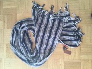 Missoni Bufanda de lana multicolor