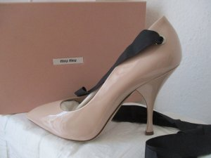 luxus MIU MIU Gr 40 Pumps , NEU