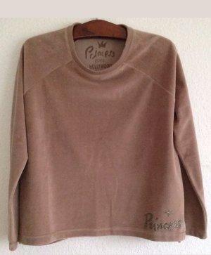 Princess goes Hollywood Crewneck Sweater dusky pink-beige cotton