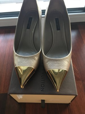 Luxus Original Louis Vuitton Vernis Lack Pumps